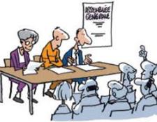 Assemblées Générales des clubs du CODEP 18