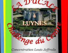 Plusieurs centaines de cyclos au challenge du Centre de LUYNES (37)
