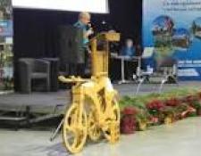 Compte-rendu de l'assemblée générale 2017 de la FFCT à MOULINS (03)