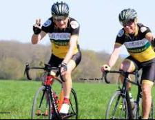 """Randonnée Cyclo """"Coeur de Berry"""", de l'U.S Méreau Vélo, le dimanche 23 juin à Lury sur Arnon"""