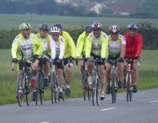 Séjour sportif dans l'Hérault pour le Cyclo Club de Trouy