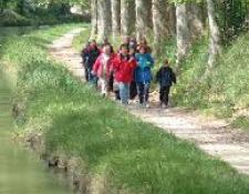 MARCHE «Randonnée des Ecluses» à SAINT-AMAND Montrond