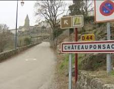Les Cyclotouristes Vierzonnais à la découverte de Châteauponsac (Haute-Vienne)