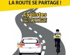 Sécurité routière : Rappel des règles de circulation pour les cyclistes