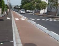 Mise en place de nouvelles pistes cyclables à BOURGES