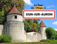 Randonnée de la Communauté des communes du Dunois à DUN sur AURON, dimanche 21 mai 2017