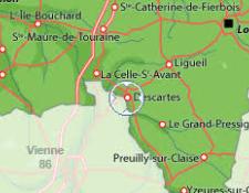 Challenge du Centre à Descartes : Les cyclos entre manoirs et châteaux