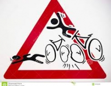 Le cyclo Saint-Amandois qui avait violemment chuté à cause d'une palette en bois est décédé