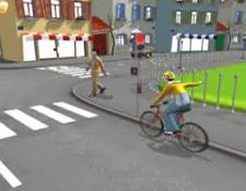 Sécurité : Le cycliste aux intersections: quel bon comportement adopter?