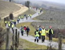 Bilan de la randonnée BOURGES-SANCERRE 67éme édition, du 18 février 2018