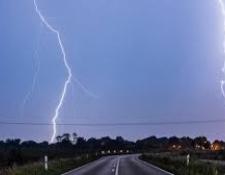 Recommandations en cas d'orage