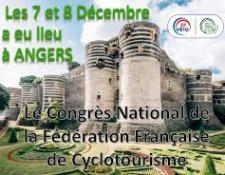 Compte-rendu de l'assemblée générale ordinaire d'Angers (49) Samedi 07 et dimanche 08 décembre 2019