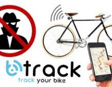 La société française Invoxia met ses trackeurs au service des cyclistes