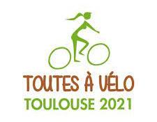 Les cyclotouristes Vierzonnaises à 'Toutes à Toulouse'